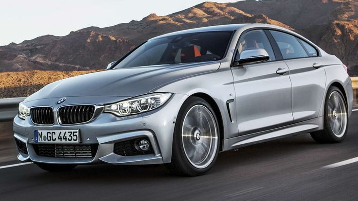 BMW 4 series Gran Coupe M Model
