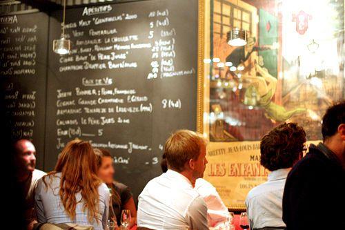 Philou is a modern bistro in Paris serving contemporary French cooking at reasonable prices. Philou 12 Avenue Richerand (10th) Tél: 01 42 38 00 13 Métro: République, Goncourt, or Jacques Bonsergent