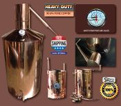 Moonshine Still for Sale 30 Gallon Traditional Copper