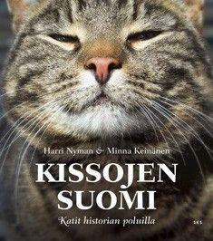 €20 Kissojen Suomi - katit historian poluilla – Harri Nyman – kirjat – Rosebud.fi