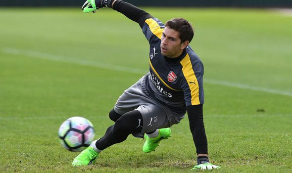 Emiliano Martinez starts for Arsenal against West Ham: Fans react in most unexpected way   via Arsenal FC - Latest news gossip and videos http://ift.tt/2nELiOI  Arsenal FC - Latest news gossip and videos IFTTT