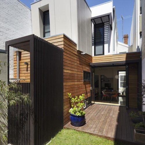 South Melbourne House 2 - Windiate Architects