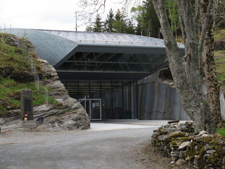 Petter Dass Museum - Alstahaug, Norway
