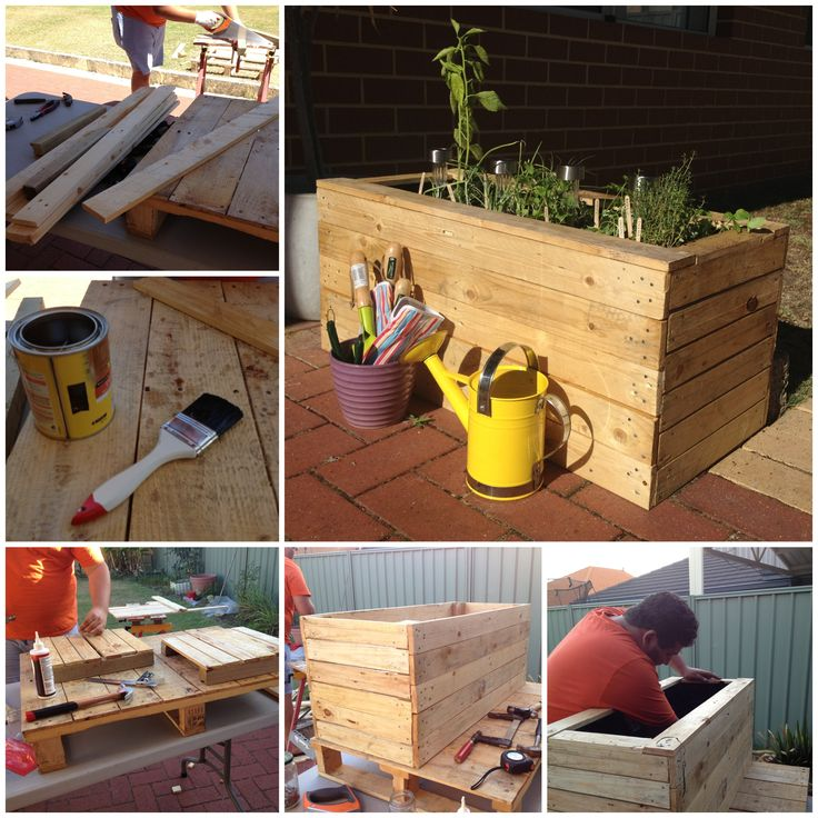 119 best garden planter boxes images on pinterest gardening raised gardens and vegetable garden