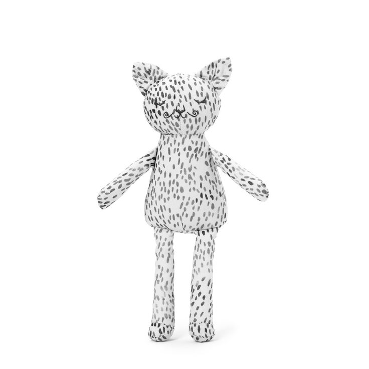 Snuggle - Dots of Fauna Kitty From Elodie Details BABY GEAR, SS18 - The Gilded Garden