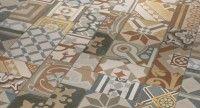 PARADOR vinylová zámková podlaha Trendtime 5.30 (Ornamentic colour, vzhled dlaždic - minerální struktura)