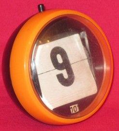 set the date in the 70ties - datumteller jaren 70
