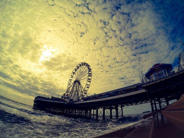 Blackpool, Xiaomi Yi