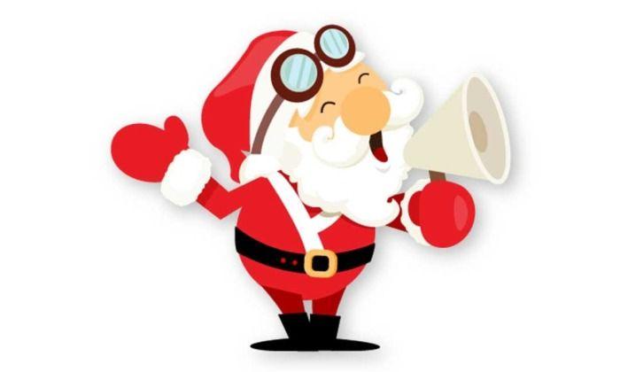 Cartoon Santa Claus Png Element Editable File For Free Download In Heypik Com Heypik Christmas Santa And Reindeer Santa Merry Christmas And Happy New Year