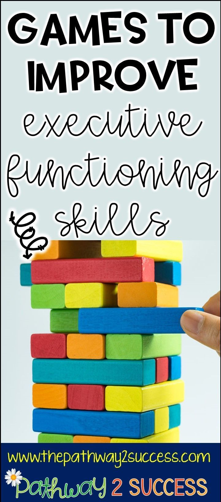 Games that you can play to practice and improve executive functioning skills
