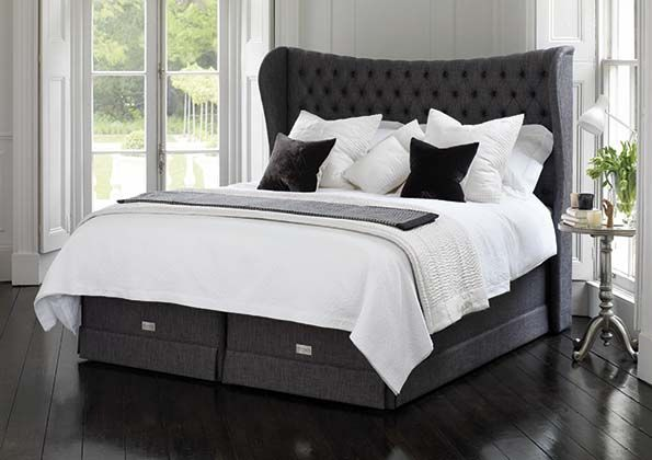 Hypnos Eminence luxury bed