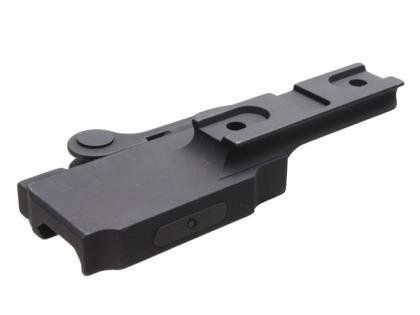 GG&G Accucam Quick Detach Cantilever Mount for Aimpoint CompM4 Red Dot Sight by GG&G. GG&G Accucam Quick Detach Cantilever Mount for Aimpoint CompM4 Red Dot Sight.