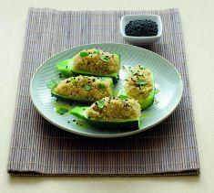 Barchette di zucchine con quinoa - Tutte le ricette dalla A alla Z - Cucina Naturale - Ricette, Menu, Diete