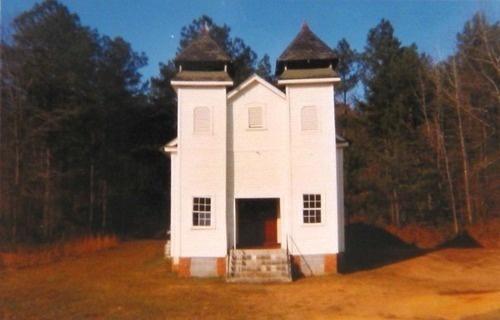 Church, Sprott, Alabama