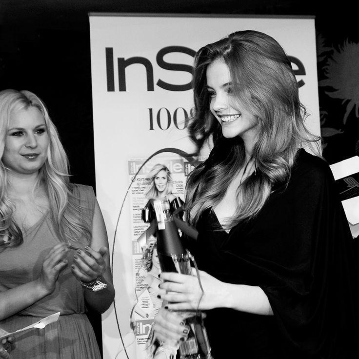 Fashion moment… Barbara Palvin - model of the year / Fashion Awards Hungary 2011 / Photo: ©Budapest Backstage - HFCC / Gabor Vanicsek #barbarapalvin #BudapestBackstage #BudapestFashion #Budapest #Hungary #hungarianfashion #hungariandesigner #fashion #fashinmoment #fashionshow #fashionshowmoment #fashiondesigner #fashionstory #fashionhistory #womensfashion #womenswear #runway #catwalk #backstagemoments #blackandwhite #MagyarDivat #magyardivattervezo #GaborVanicsek #HFCC
