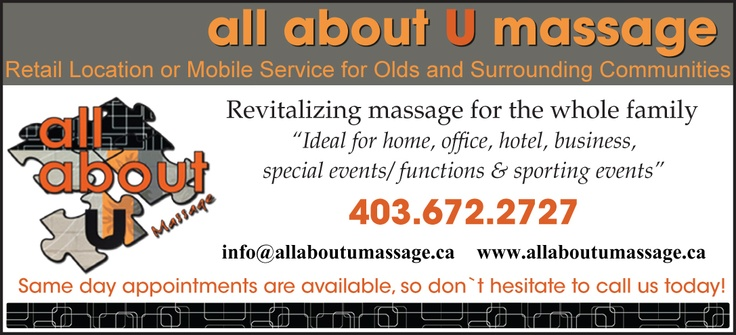 all about U massage business details & info