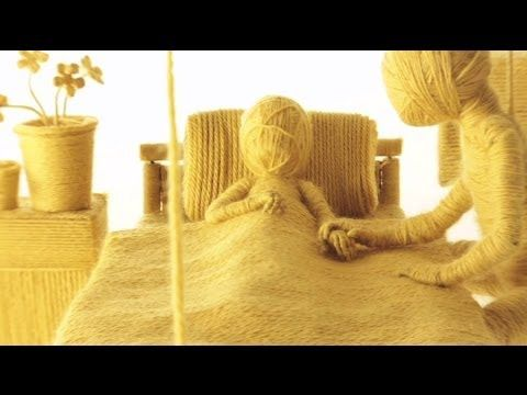 A Stop-motion Music Video by Ainslie Henderson for Moving On by JAMES