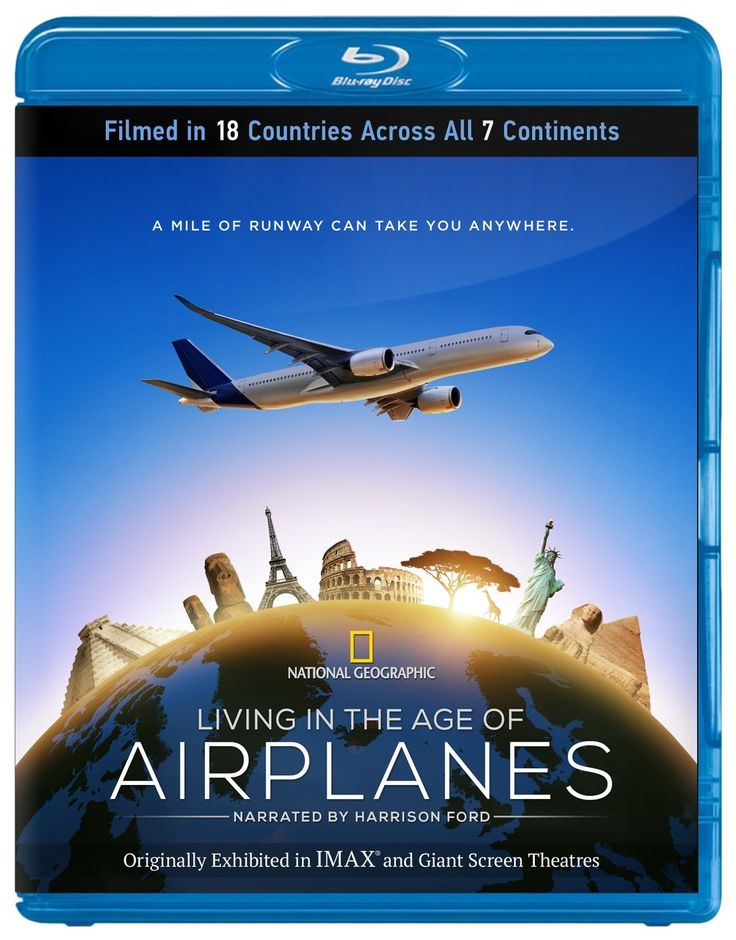 Fallon Aviation - Living in the Age of Airplanes - Bluray, $29.95 (http://www.fallonaviation.com/pilot-supplies/video/living-in-the-age-of-airplanes-bluray/)