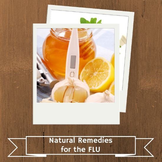 natural treatments for the flu