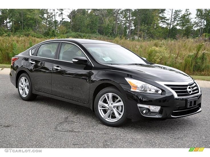 Love my new car! 2014 Nissan Altima SL