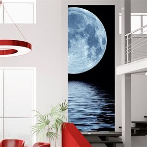 GoBig Moon #wallpanel #homedecor