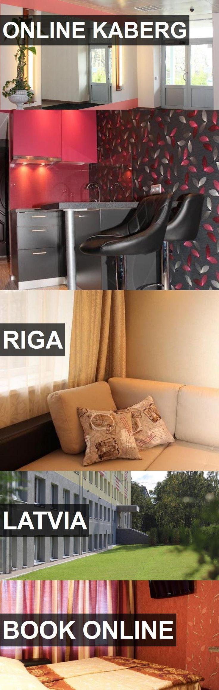 Hotel ONLINE KABERG in Riga, Latvia. For more information, photos, reviews and best prices please follow the link. #Latvia #Riga #travel #vacation #hotel