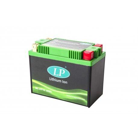 La batteria Landport Lithium 12V 5Ah, con tecnologia LiFePO4, è più leggera rispetto alle tradizionale batterie al piombo/acido ed in grado di offrire performance di spunto ed un numero di cicli di vita notevolmente superiori rispetto alle batterie tradizionali sia durante lo stoccaggio, grazie ad una ridotta autoscarica, sia per cicli di carica/scarica.