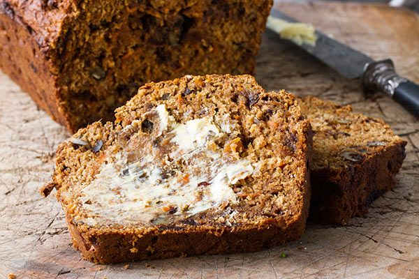 Super bran breakfast loaf – Recipes – Bite