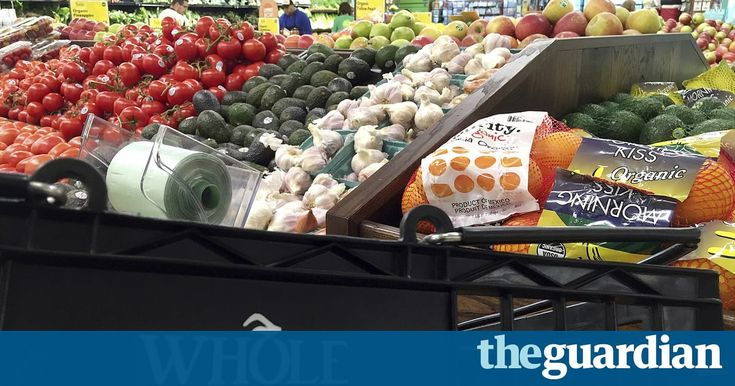 2017's top business stories: Whole Foods, hackers and a giant rabbit | Business | The Guardian