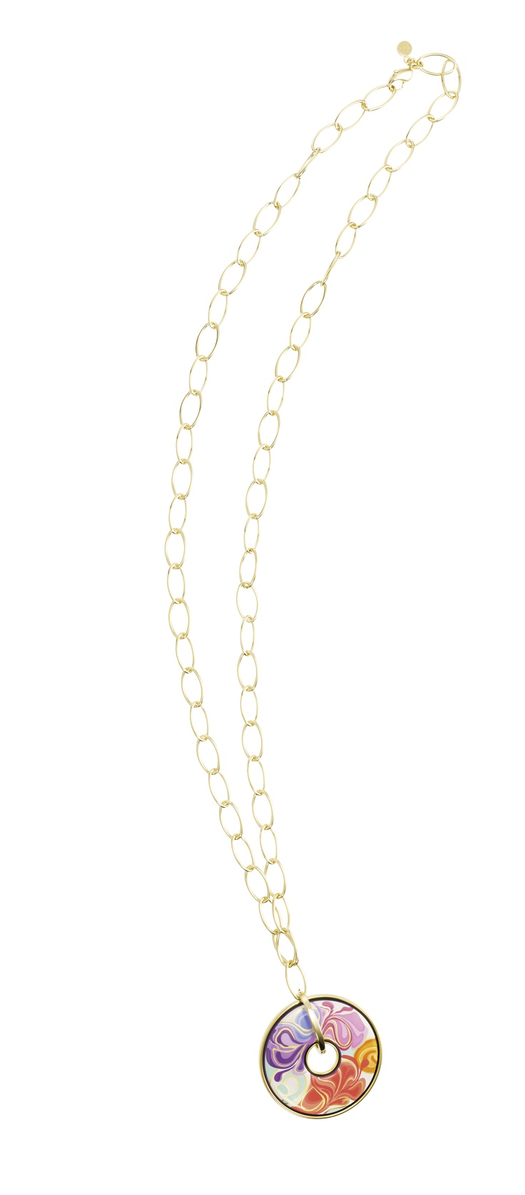 Elegance in a necklace!   Luna Pieana, Floral Symphony - Bouquet of Dreams collection, FREYWILLE, Baneasa Shopping City