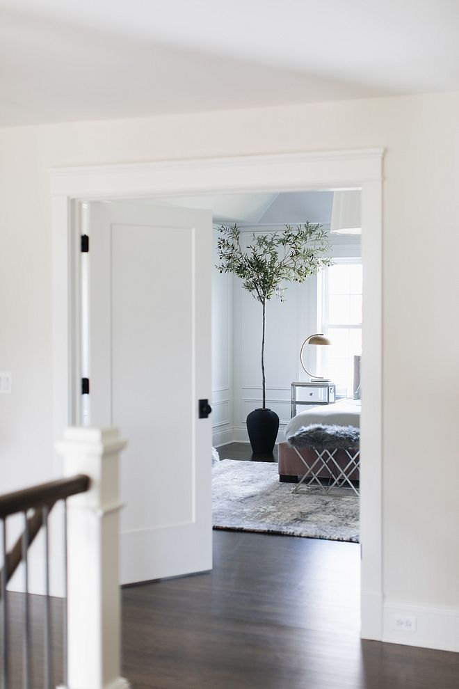 Classic Gray Oc 23 By Benjamin Moore Wall Paint Color With Simply
