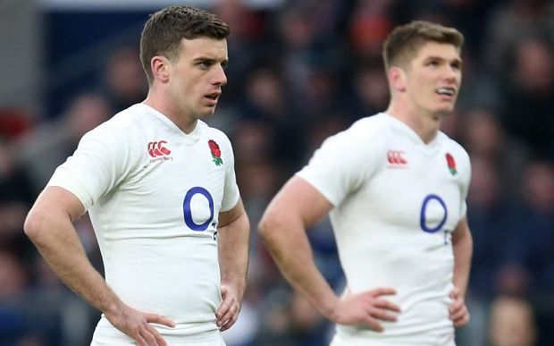 Six Nations 2016: Eddie Jones cannot put off judgment day for George Ford and Owen Farrell indefinitely