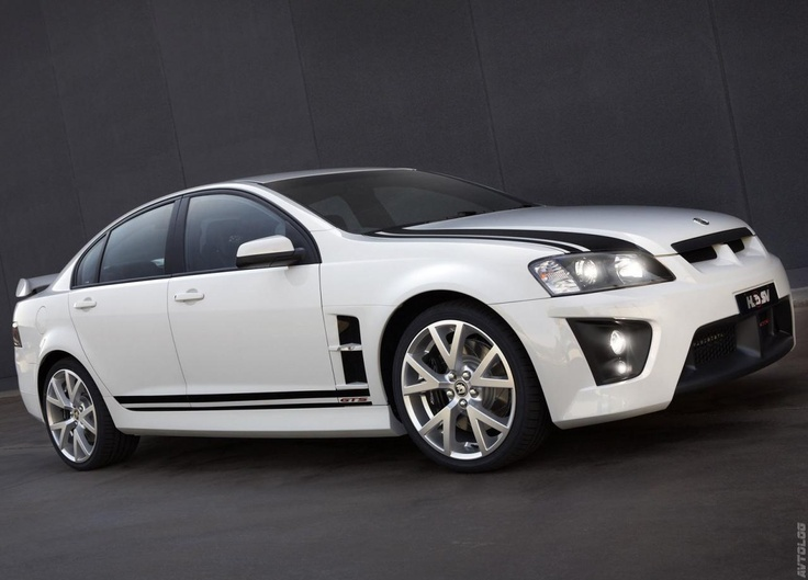 Holden HSV GTS 40 Years Edition 2008.