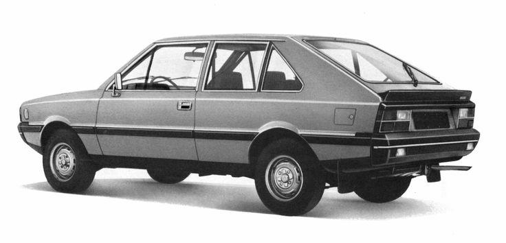 fiat x1/34 (it: polonia nuova) '75/76 polonez prototype