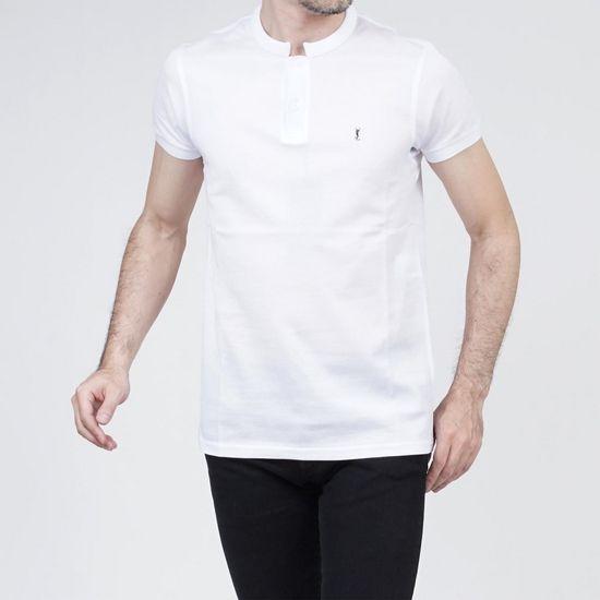 SAINT LAURENT PARIS | スタンドカラー ポロシャツ | セレクトショップ通販 | モダンブルー本店