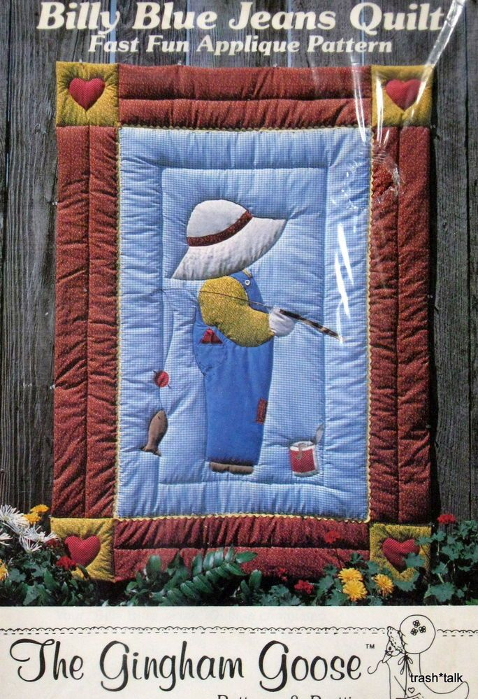 17 Best images about OVERALL BILL OR OVERALL SAM QUILTS on Pinterest Quilt, Embroidery and ...