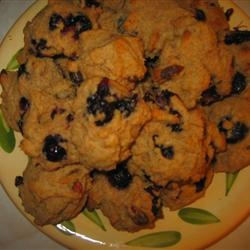 Drop cookies, Blueberries and Cookies on Pinterest