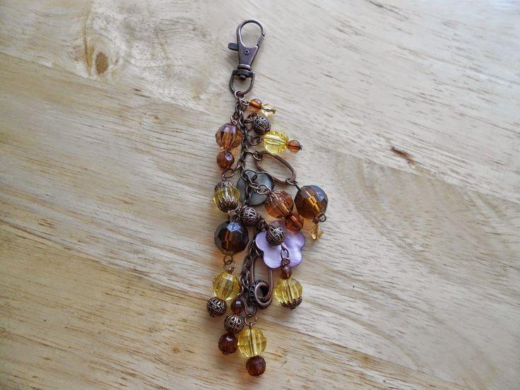 Izabela craftwork ... brown handbag charms:http://izabelacraftwork.blogspot.ro/2014/07/handbag-charms.html