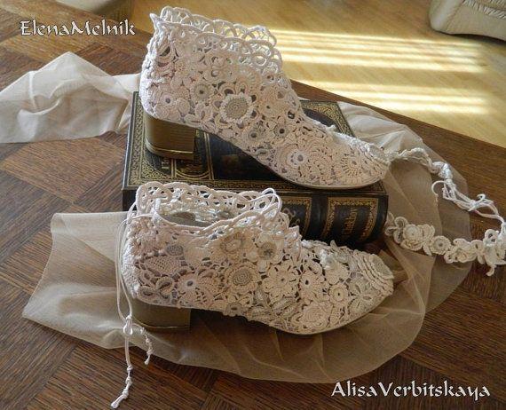 Свадебные свадебные туфли, ботинки партии выпускникам AlisaSonya на etsy