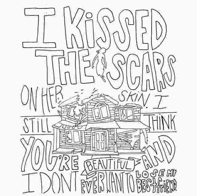 Coloring Book Song Lyrics A Match Into Water Case By Pierce The Veil Love Pierce 79655 Pierce The Veil Lyrics Me Too Lyrics Queen Quotes