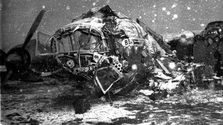 Munich Air Disaster 1958