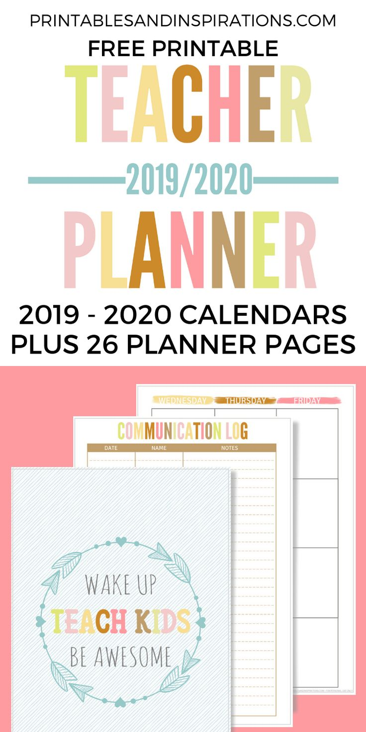 It's just a graphic of Challenger Printable Planner Pages 2020