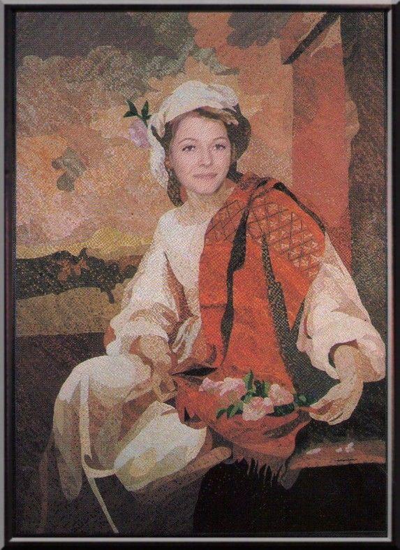 Lady Moravia Bohem