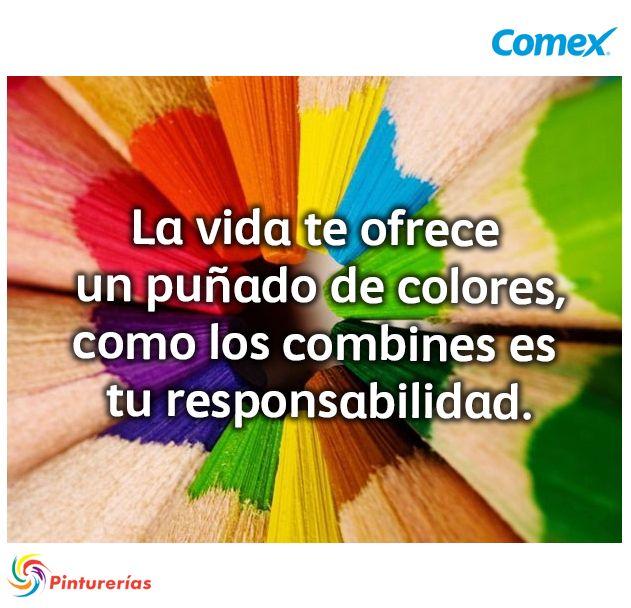 Siempre tendr s colores a tu disposici n para combinar - Colores para pintar una entrada ...