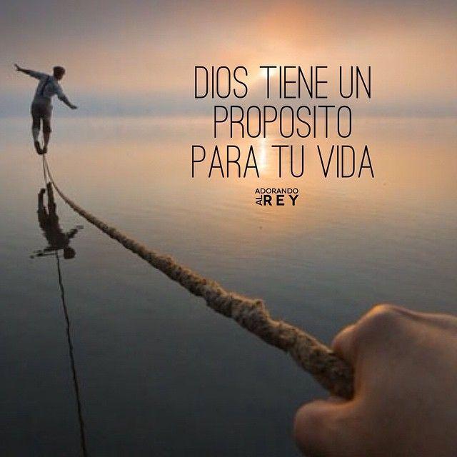 """Recuerda: """"Dios tiene un propósito para tu vida"""". Si has visto a Dios es porque Él te ha escogido y te necesita. ¡Sí, a ti!… tal como eres. Nadie puede sustituirte ahí donde te solicita. No importa cómo te sientas, ni lo que haces, ni lo que eres,… Él te conoce bien, te creó. Te ama y sabe que no serás complet@ hasta que no cumplas tu designio, por ello quiere que aceptes. Has de aceptar por fe. Todo lo que estás pasando, es tu preparación. ¿Para qué?... No lo sé. Cuando llegue el momento…"""