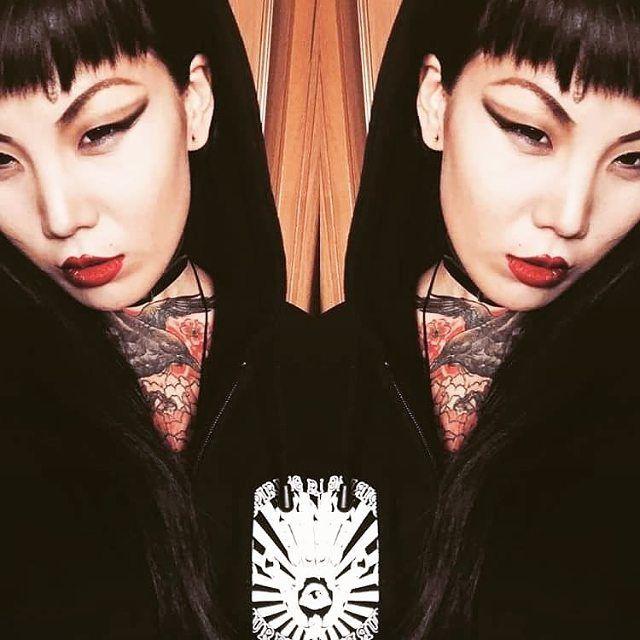 www.crmc-clothing.co.uk | WE SHIP WORLDWIDE #japanesegirl #japanese #japanesegirls #goth #vampire #tattoed #asian #hotasian #kawaii #kawaiigoth #kawaiigirl #tattooedmodel #alt #altgirl #altmodel #altchick #alternativegirl #alternativechick #metalchick #tattooedgirl #tattooedwomen #girlswithtattoos #japanesetattoo #japanesestyle #fashionista #fashionstatement #instafashion #fashiongram #altfashion #stylefashion