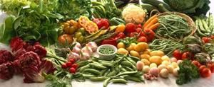 What Are the Dangers of Eating Raw Vegetables?   LIVESTRONG.COM....be sure to use a vinegar wash on all foods even pre-wshed and then packaged.
