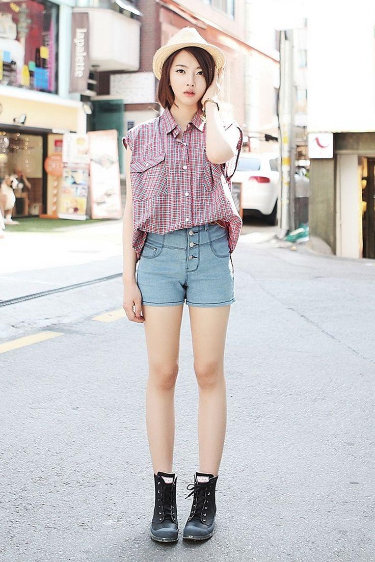 Korean Summer Street Fashion 2014