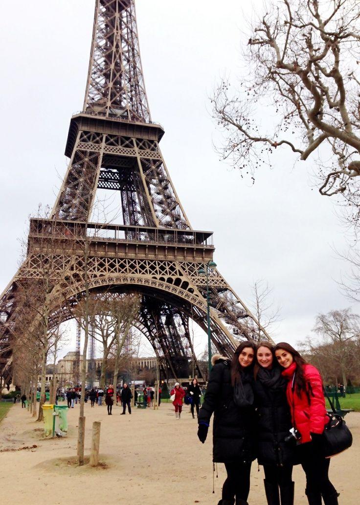 Alpha Sigma Alpha's Travel the World!