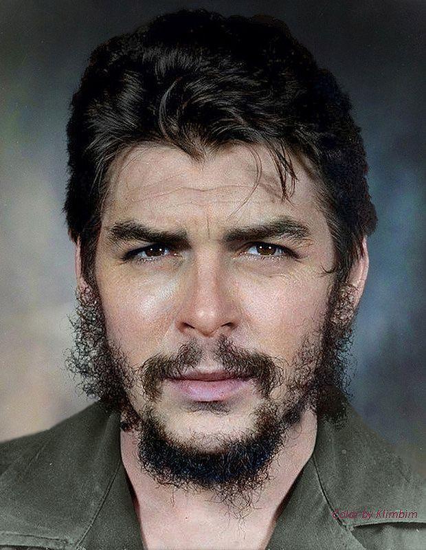 Ernesto Che Guevara ca. 1962 - Olga